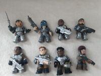 Gears of war funko mini figures