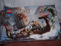 lego viking set