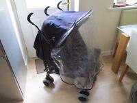 Twin Double Stroller Pushchair