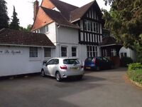 1 bedroom ground floor flat, Unfurnished, Surbiton. Available August 1st