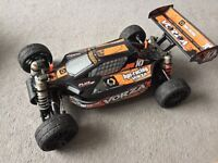 Rc car hpi vorza brushless buggy very fast good condition