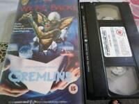 Gremlins VHS tape