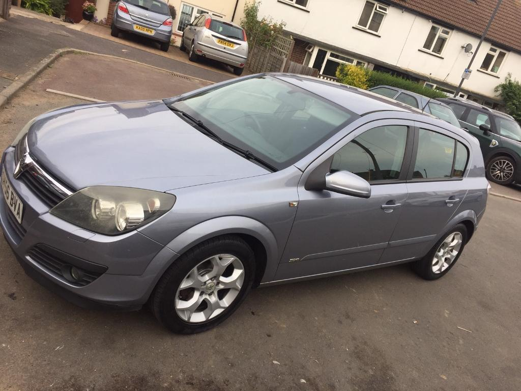 Vauxhall Astra 1.6 Twinport Sold Sold