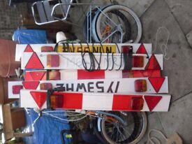 trailer board