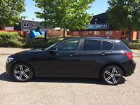 SUPERB 1 OWNER BMW 116i SPORT WITH REALLY LOW MILES