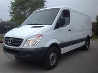 2012 Mercedes-Benz Sprinter Standard Roof
