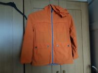 Boys next lined summer/spring jacket age 9
