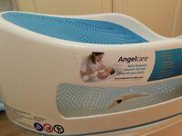 Baby bath Angelcare Soft Touch Bath Support - Aqua
