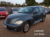 Chrysler PT Cruiser 2.4 Petrol / Automatic , Very Low Mileage, Full Service History, New MOT.