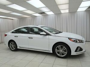2018 Hyundai Sonata SPORT SEDAN w/LEATHER AND  SUNROOF