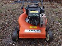 Laser(by Mountfield) petrol lawnmower