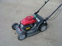 Honda HRX 476 Petrol Lawnmower
