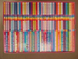 Box Set Rainbow Fairies 1 - 42 All Complete All Excellent Condition Some Never Read