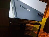 LCD Smart TV 48 Inch Techwood Internet Enabled Netflix USB
