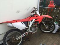 2007 crf250r offers or swaps