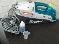 VAX spot handheld carpet cleaner washer scrubber