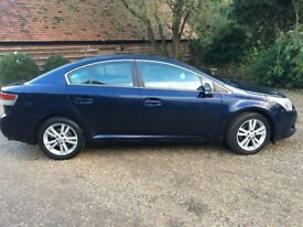 Toyota Avensis, 2.2l, T4 very clean, full years Mot