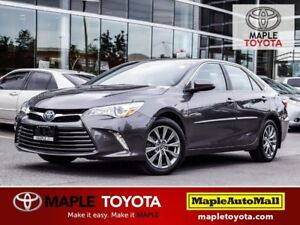 2016 Toyota Camry Hybrid XLE NAVIGATION LEATHER MOONROOF BT