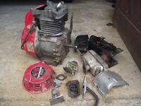 Honda g200 5.5HP engine for spares.