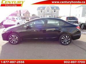 2014 Honda Civic Sedan EX+100K WARRANTY