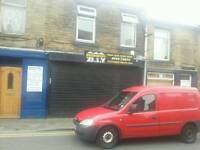 Shop to let in Queens burry Bradford
