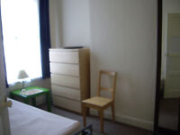 Spacious double bedroom, close to City Centre, rent includes all bills, single occupancy
