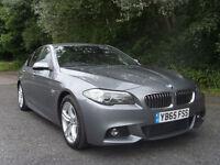 BMW 5 series M Sport auto cat d repaired