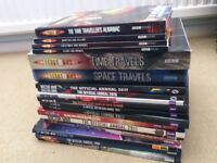20 Dr Who Annuals & Doctor Who BBC books