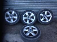 2005-2010 Ford 16 inch alloy wheels
