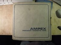 AMPEX 2 inch master reel -used.