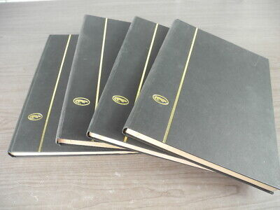 US, Excellent assortment of Christmas & other Seals in 4 stock books