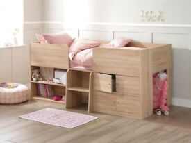 Next Kids Bed with lots of storage space