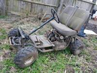 golf buggy off road buggy project