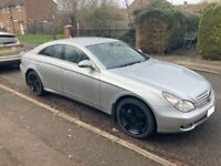 MERCEDES CLS 320 CDI FULLY LOADED FULL SERVICE HISTORY