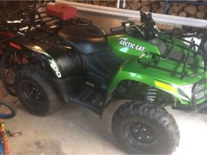 2013 Arctic Cat Alterra 700