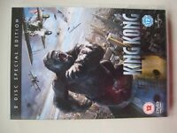 KING KONG DVDs - 2 DISC SPECIAL - (Kirkby in Ashfield)