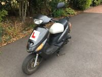 2016 50cc Scooter
