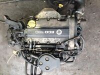 vauxhall corsa 1.2 engine and gearbox 2001