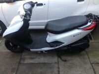 yamaha xc 125 e vity 4 stroke fuel injected xc125 13 plate ready to go winter bike