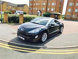 PEUGEOT RCZ SPORT THP 156, 2012 PLATE, 25000 MILES, AMAZING LOOKING CAR.