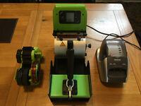 Mug Sublimation Kit (Business In A Box) Galaxy Mug Press,Ricoh Printer,Paper,Mugs And Shipping Boxes