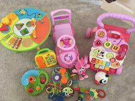 Like new baby/toddler toys