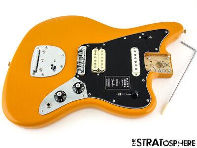 2019 Fender Player Jaguar LOADED BODY Alnico 2 + 3 HS, Guitar Parts Capri Orange