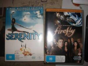 serenty plus firefly dvds Scoresby Knox Area Preview