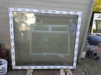 Saveheat uPVC window