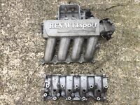 Clio 172 Ph1 Upper & Lower Inlets