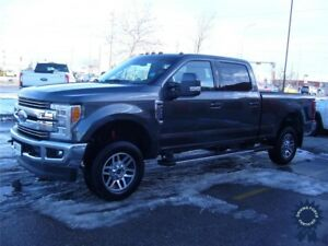 2017 Ford F-250SD Lariat FX4 Crew Cab, Leather, 6.2l Gas, 4X4