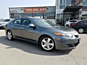 2009 Acura TSX SUNROOF - BLUE-TOOTH - ALL POWER OPTIONS