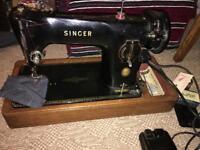 Singer 201k sewing machine