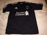 Adidas Liverpool football no 9 Torres shirt / jersey